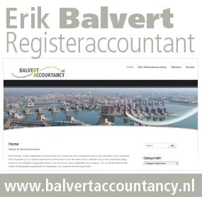 Erik Balvert | Registeraccountant
