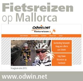 Odwin | Fietsreizen op Mallorca